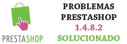 Problemas con Prestashop 1.4.8.2