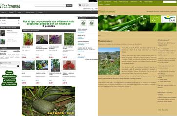 Tienda en Prestashop y blog en WordPress