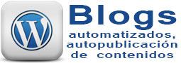 Blogs automatizados para padel en venta