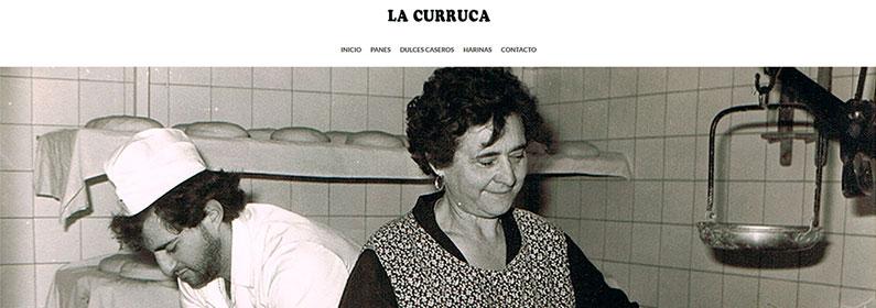 Tienda online Panadería la Curruca en PrestaShop