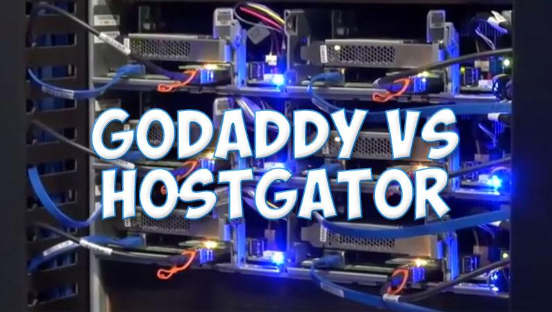 GoDaddy vs HostGator ¿Cuál es mejor para los Emprendedores?