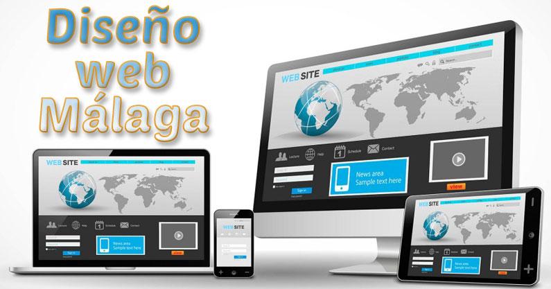 Diseño de páginas webs en Málaga